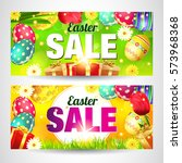 Easter. Sale.