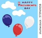 background. day president.... | Shutterstock .eps vector #573969058