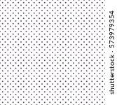 simple  seamless polka dot... | Shutterstock .eps vector #573979354