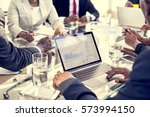 association alliance meeting... | Shutterstock . vector #573994150