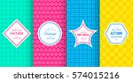 Cute Bright Seamless Pattern...