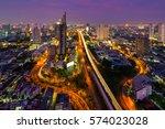 Bangkok Expressway And Highway...