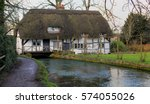 English Mill Cottage With...