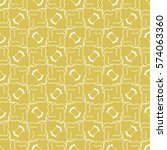 modern linear geometric... | Shutterstock .eps vector #574063360