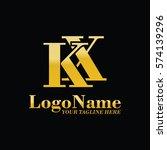kx logo | Shutterstock .eps vector #574139296