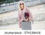 paris september 29  2016. dutch ... | Shutterstock . vector #574158418