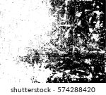 grunge black and white urban... | Shutterstock .eps vector #574288420