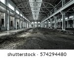 Abandoned Metallurgical Factory ...