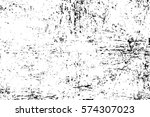 grunge black and white urban... | Shutterstock .eps vector #574307023