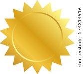 vector illustration of blank...   Shutterstock .eps vector #574314916