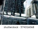 backgrounds of modern... | Shutterstock . vector #574316068