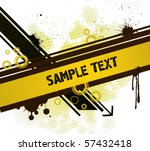 abstract  grunge  background | Shutterstock .eps vector #57432418