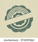 vector illustration of rubber... | Shutterstock .eps vector #574359064
