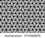 Wicker Fiber Seamless Pattern....