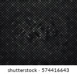 abstract geometric triangles in ... | Shutterstock . vector #574416643