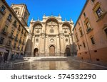 Cathedral Of Granada In...