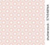 art deco seamless background. | Shutterstock .eps vector #574548964