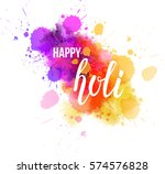 watercolor imitation... | Shutterstock .eps vector #574576828