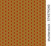 seamless stripe pattern... | Shutterstock .eps vector #574579240