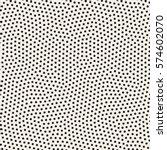 organic irregular rounded lines.... | Shutterstock .eps vector #574602070