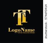 tt logo | Shutterstock .eps vector #574693414