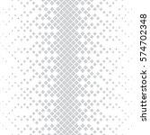 halftone diamond geometric... | Shutterstock .eps vector #574702348