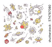 space doodles. collection of...