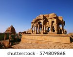 The Abandoned Cenotaphs Of...