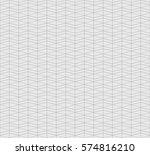vector seamless texture of... | Shutterstock .eps vector #574816210