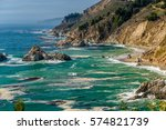 Usa Pacific Coast Landscape ...