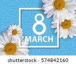 poster international happy...   Shutterstock .eps vector #574842160