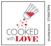 Cooked With Love. Pepper Box...