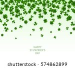 Saint Patrick\'s Day Border Wit...