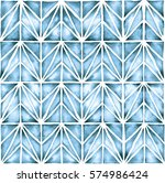 modern geometric design in... | Shutterstock . vector #574986424