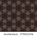 abstract repeat backdrop.... | Shutterstock .eps vector #575022196