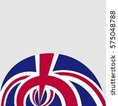 new brochure abstract design... | Shutterstock .eps vector #575048788