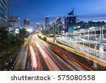 jakarta  indonesia   december...   Shutterstock . vector #575080558