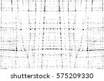 grunge black and white urban... | Shutterstock .eps vector #575209330
