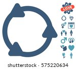 rotate pictograph with bonus... | Shutterstock .eps vector #575220634