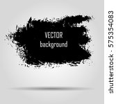hand painted grunge background | Shutterstock .eps vector #575354083