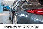 automobile garage   luxury...   Shutterstock . vector #575376280