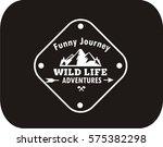 funny journey | Shutterstock .eps vector #575382298