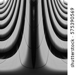 nested curvilinear structures... | Shutterstock . vector #575390569