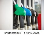 gas station pump | Shutterstock . vector #575432026