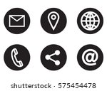 Various Vector Icons Of...