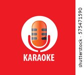 vector logo karaoke   Shutterstock .eps vector #575471590