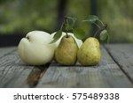 Vitamin Still Life With Apples...