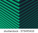 abstract green background for... | Shutterstock . vector #575495410