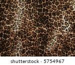 wild african animal skin texture | Shutterstock . vector #5754967