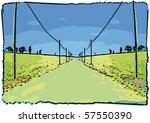 road ahead | Shutterstock .eps vector #57550390
